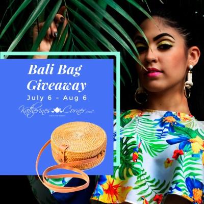 Bali Bag Giveaway