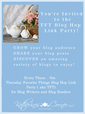 increase your blog subscriptions with this popular Thursday blog party