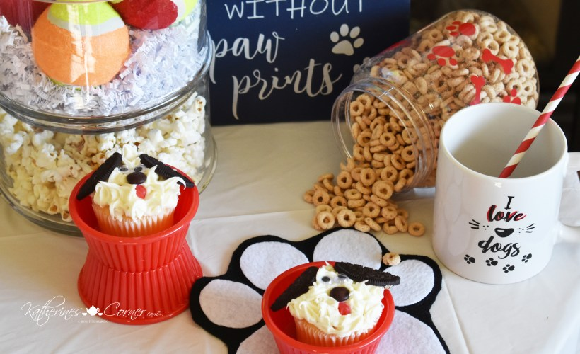 dog days of summer tablescape