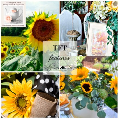 sunflowers tft party