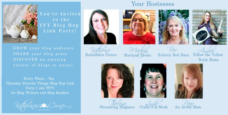 Thursday link party hostesses