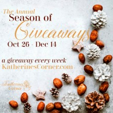 the annual season of giveaways 2019 at katherines corner