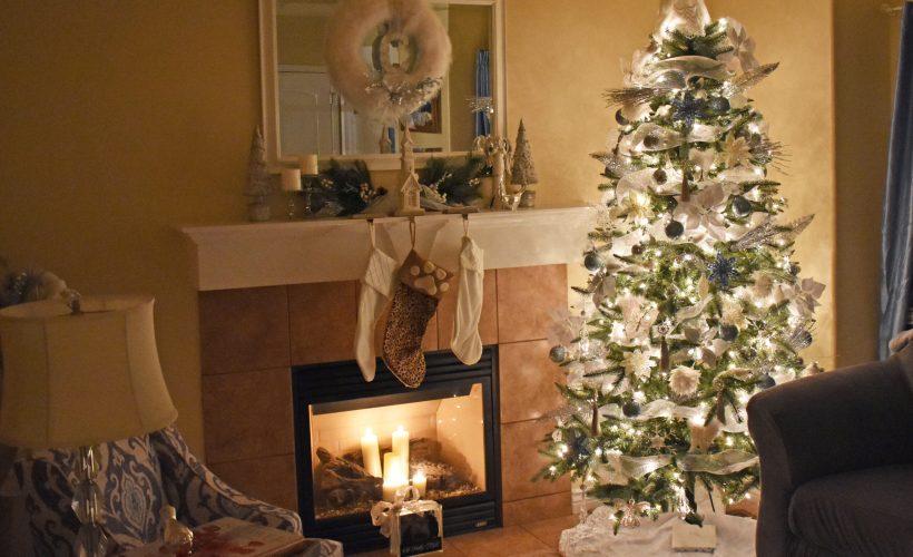 our christmas home decor