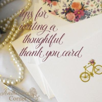 pearls,thank you card,katherines corner