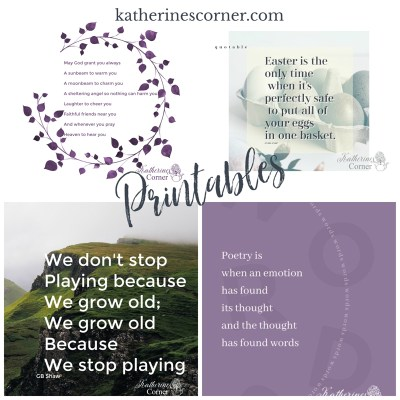 saturday printables