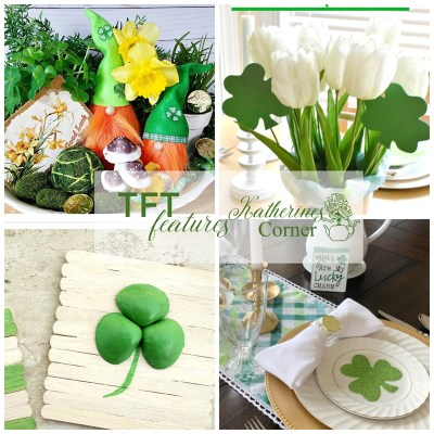 shamrocks and TFT blog party