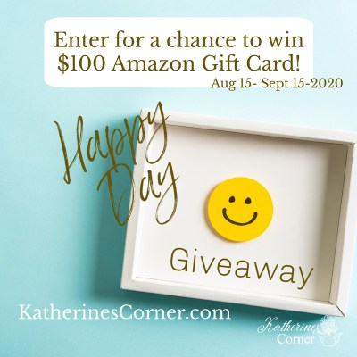enter to win at katherines corner