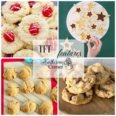 Christmas Cookies and TFT blog hop