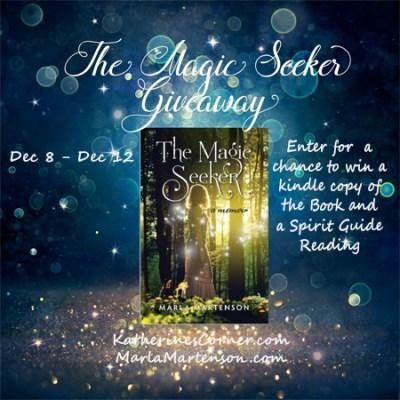 the magic seeker giveaway