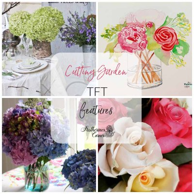 a cutting garden and TFT blog hop
