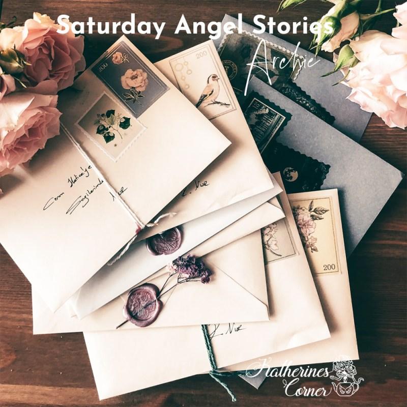 saturday angel stories at katherines corner