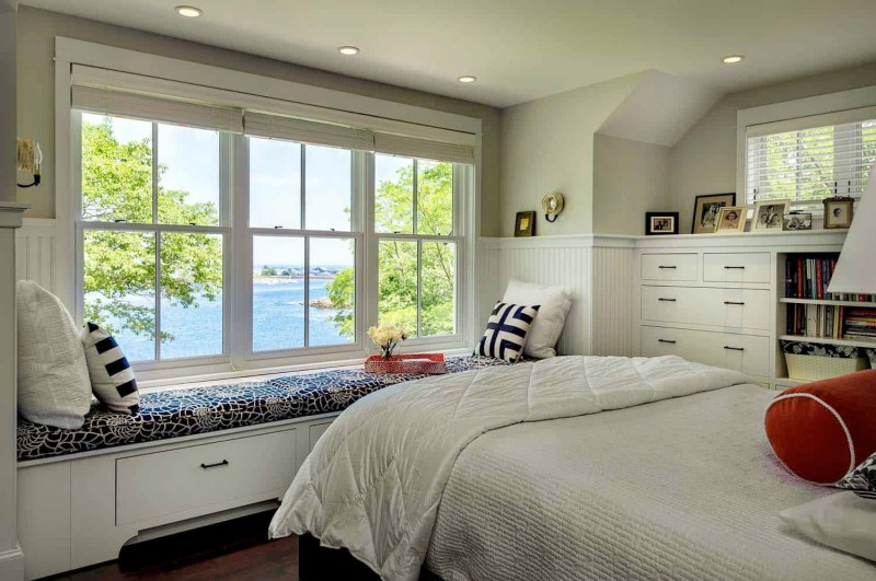window seats for the cottage