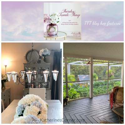 just two features and TFT blog hop