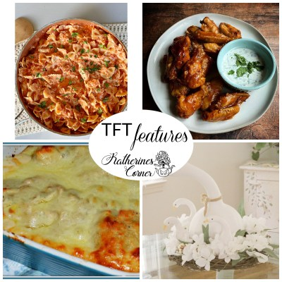 chicken recipes and a blog hop
