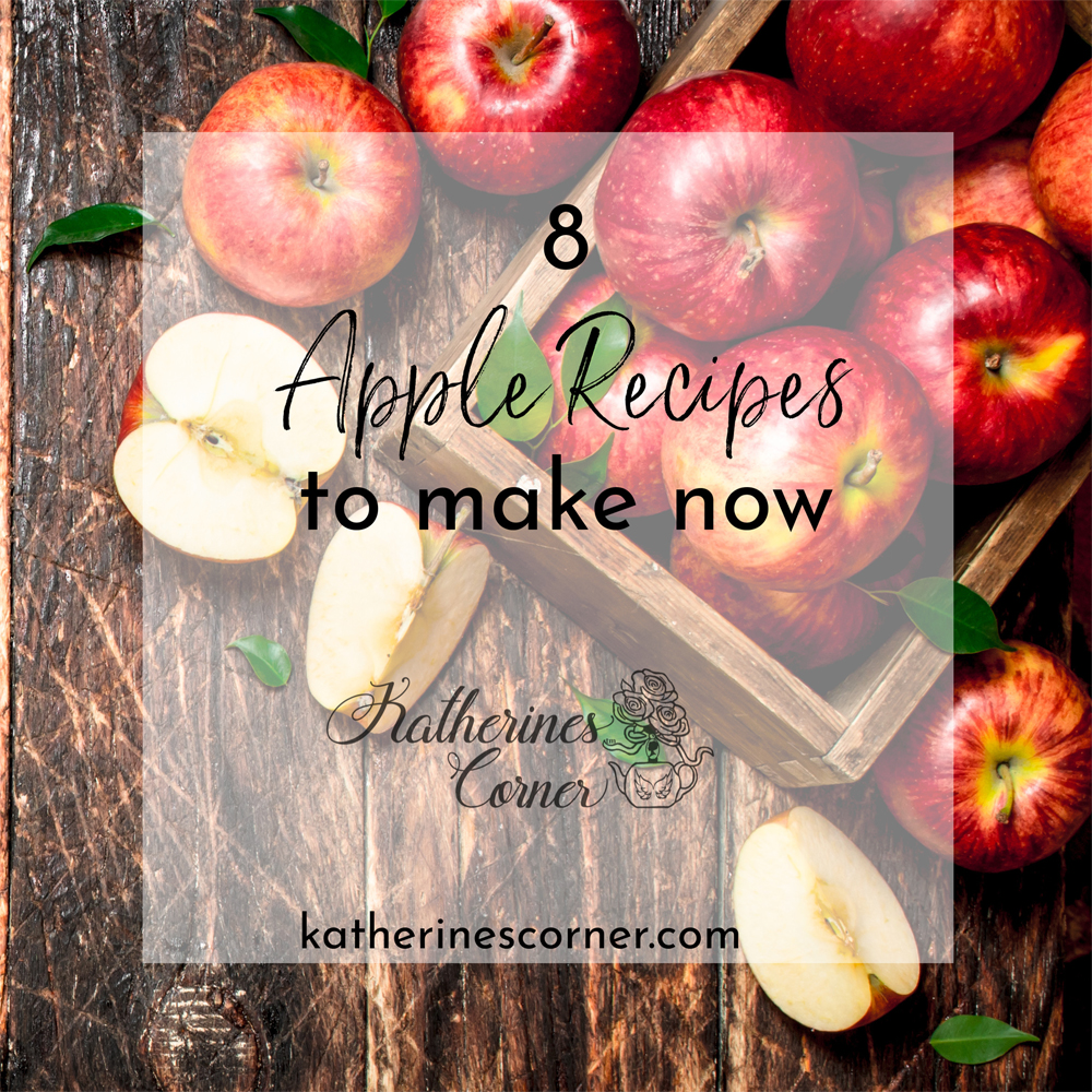 8 easy apple recipes to make now