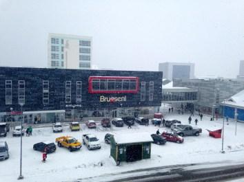 Supermarket, Nuuk Streetscene