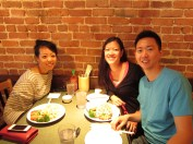 Lunch at Perilla with Jess Chien! http://www.perillasf.com/