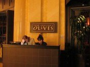 Todd English's Olives: http://www.bellagio.com/restaurants/olives.aspx