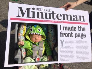 Cutest headliner!