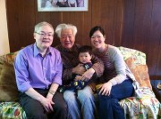 Four generations of Tungs.