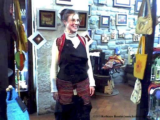 Clientas Tienda Chaska, Cusco-Perú.