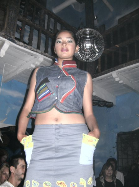 Desfile Cusco Always in Fashion