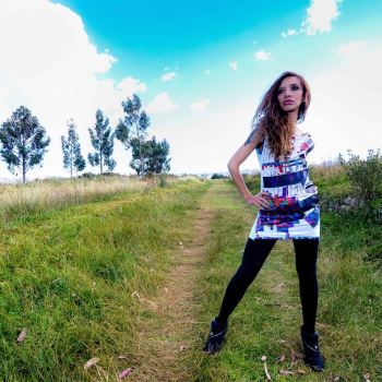 Peruvian Fashion Designer. Photoshoot in Cusco
