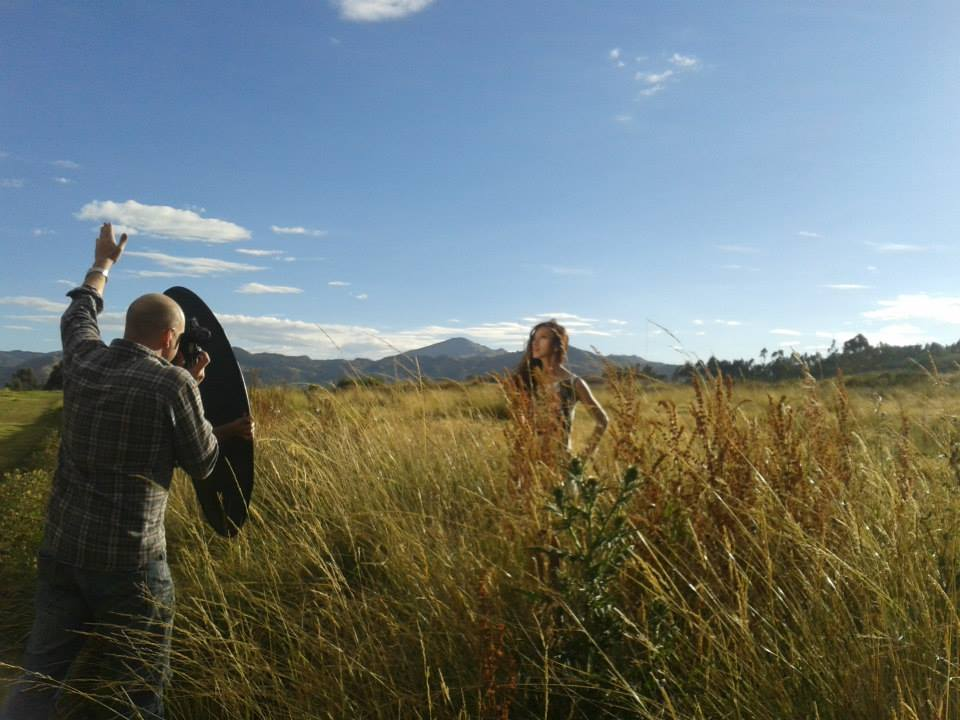 Photoshoot Cusco-Perú-Making off IIII
