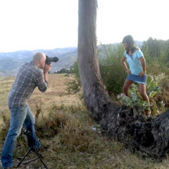 Photoshoot Cusco-Perú-Making off