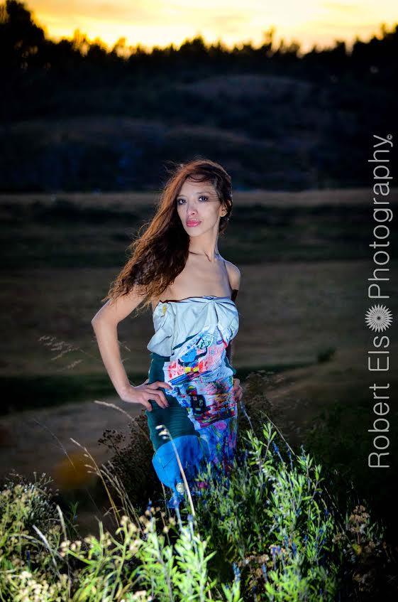 Peruvian Fashion Designer. Photoshoot in Cusco