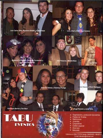 """Diseños de moda Étnica en la """"Revista Cusco Social"""""""