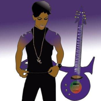 ILustration Friday-Prince-Lazo Eterno con la Música.
