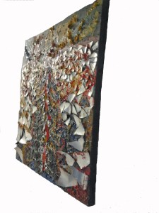 Modern Art 3d Sculpture Abstract Art Sculpture Painting Remolinos Sendero