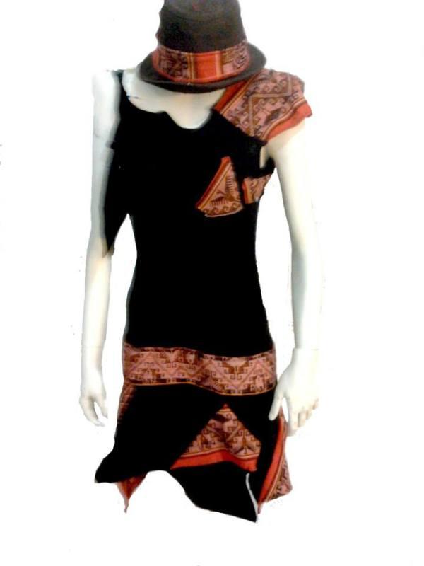 Vestido Linea Étnica- Vanguardia