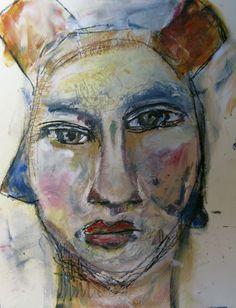 Katie Kendrick Painting