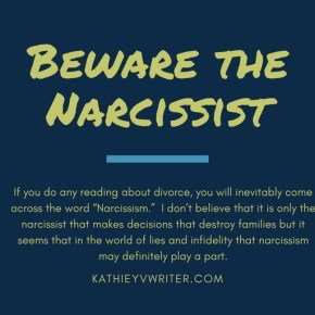 Beware The Narcissist, The Beginning The Journey The Joy