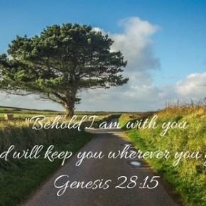 Morning Motivation Genesis 28:15