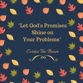 "Morning Motivation and Devotional  ""God's Promise"""
