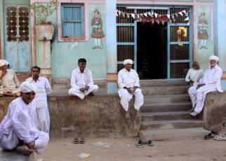 Ahir Old Men Group