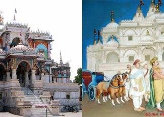 Swaminarayan Temple Gadhda