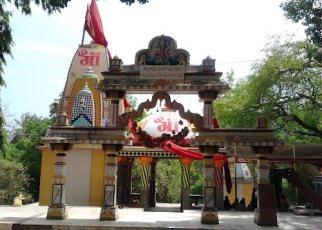 Kankai Mataji Temple Gir