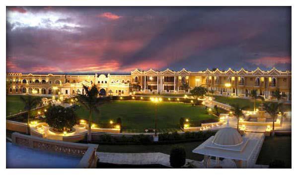 Khirasra Palace Heritage Hotel -Rajkot