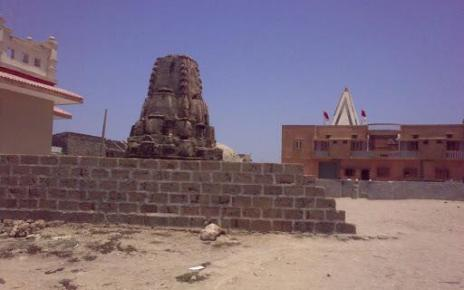 18th Century Temple Madhavpur Ghed