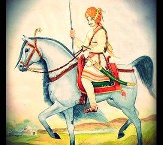 Maharaja Vajesang of Bhavnagar