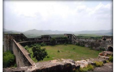Modpar Fort -Modpar Jamnagar