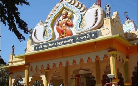 Bhurakhiya Hanuman Temple