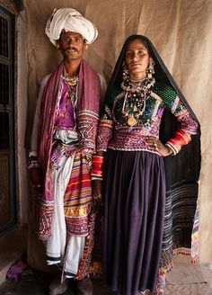 Rabari Couple