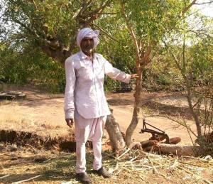 Kalubhai, Brave Farmer of Saurashrtra