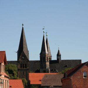 Kirche Hamersleben Straße der Romanik