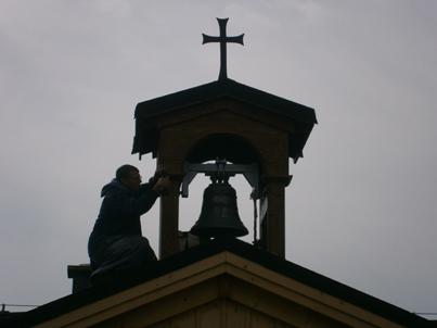 Hornhäuser Glocke läutet in Polen zum Gebet